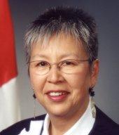 Senator Lillian Dyck