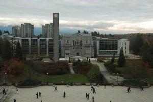 UBC Vancouver campus